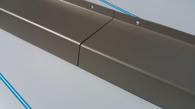Obróbki aluminiowe