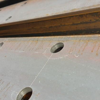 Punching sheet metal and profiles
