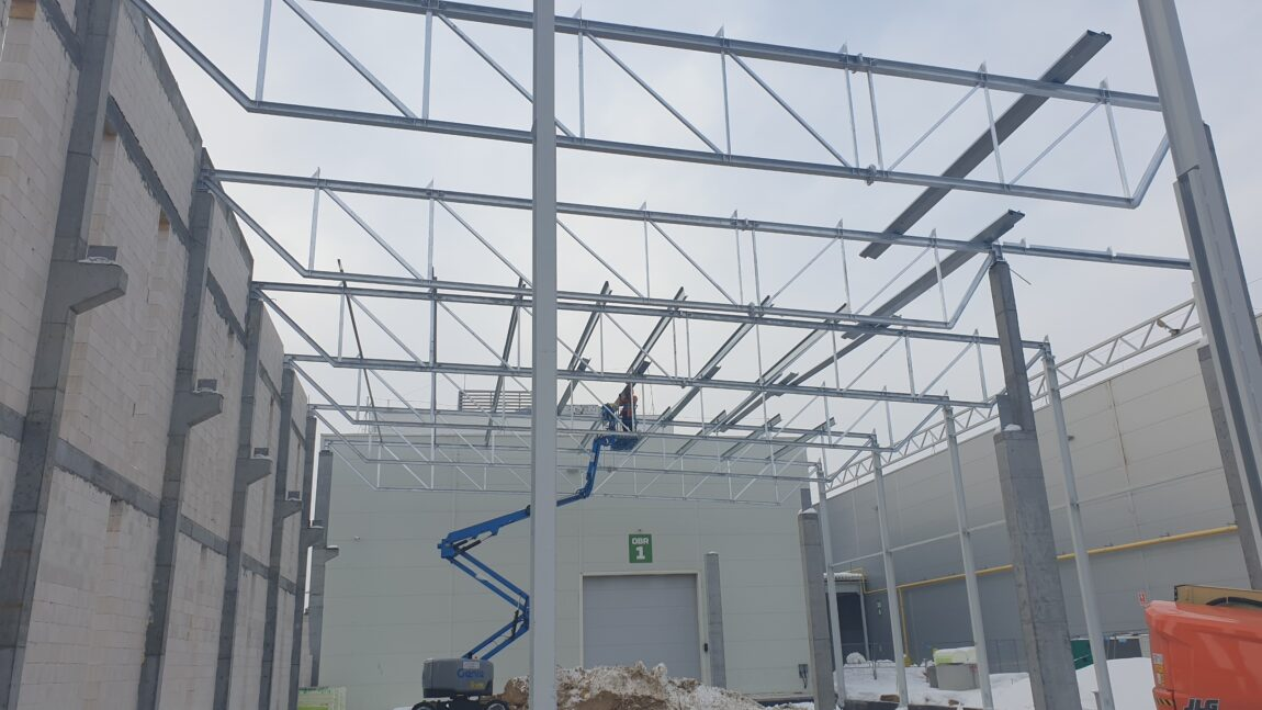 Budowa Ośrodka badawczo-rozwojowego